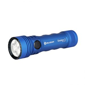 LED baterka Olight Seeker 2 3000 lm – Modrá