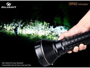 Svietidlo OLIGHT SR92 – predvádzacie