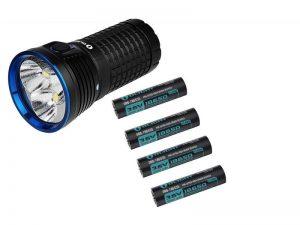 Svietidlo OLIGHT X7 Marauder KIT 9000 lm
