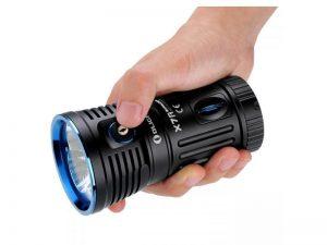 LED baterka Olight X7R Marauder 12000 lm