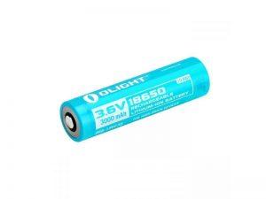 Batéria OLIGHT 18650 – nabíjateľná 3000 mAh 3,6V litium