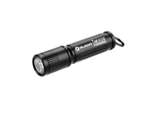 LED baterka Olight I3E EOS Black 90 lm