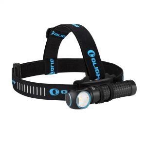 Nabíjateľná LED čelovka Olight Perun Kit 2000lm