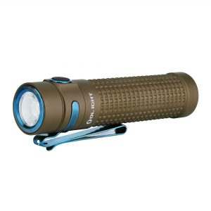 LED baterka Olight S2R Baton II 1150 lm Desert – Limitovaná edícia