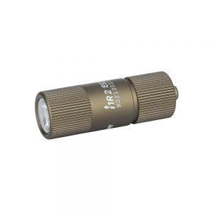 LED baterka Olight I1R 2 EOS 150 lm – Desert