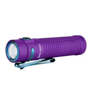 LED baterka Olight S2R Baton II 1150 lm Purple – Limitovaná edícia