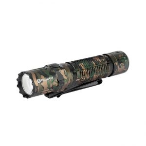 LED baterka Olight M2R Pro Warrior 1800 lm Camo limitovaná edícia
