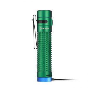 LED baterka Olight S2R Baton II 1150 lm zelená – Limitovaná edícia