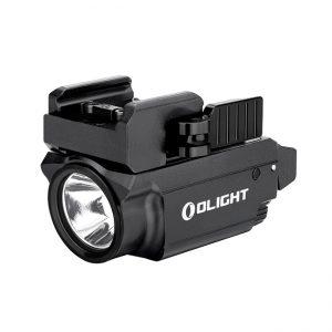 Svetlo na zbraň Olight Baldr Mini 600 lm – zelený laser
