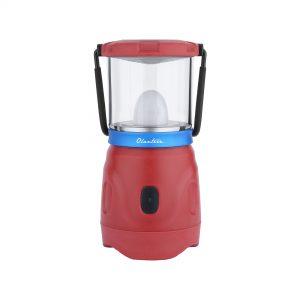 Kempingový LED nabíjací lampáš Olight Olantern 360 lm – červený