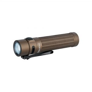 LED baterka Olight Warrior Mini 1500 lm – Desert