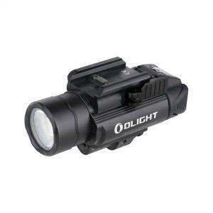 Svetlo na zbraň Olight BALDR IR 1350 lm – IR zelený laser