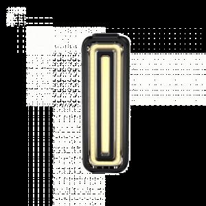 Inteligentné zadné LED svietidlo na bicykel Olight RN 100 TL 100 lm