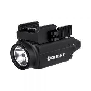 Svetlo na zbraň Olight Baldr S 800 lm Black – zelený laser