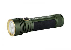 LED baterka Olight Seeker 2 Pro 3200 lm – Green Limitovaná edícia