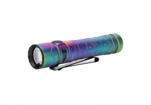 LED baterka Olight Warrior Mini 2 1750 lm limitovaná edícia – oheň