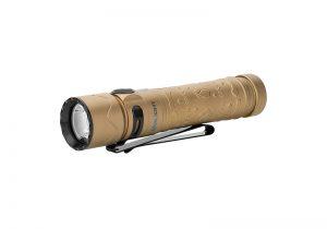 LED baterka Olight Warrior Mini 2 1750 lm limitovaná edícia – zem